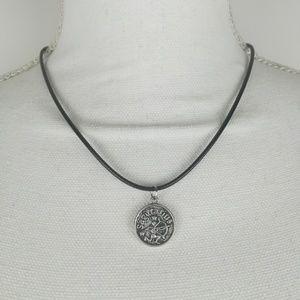 Sagittarius zodiac necklace astrology sign
